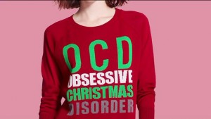 "What if it said ""Christmas cancer. My spending is growing uncontrollably""?"